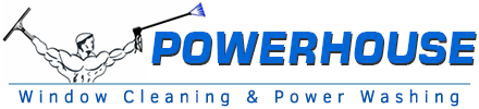 Powerhouse Window Cleaning and Power Washing logo
